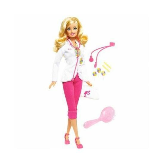 Lehetnék.....gyermekorvos Barbie