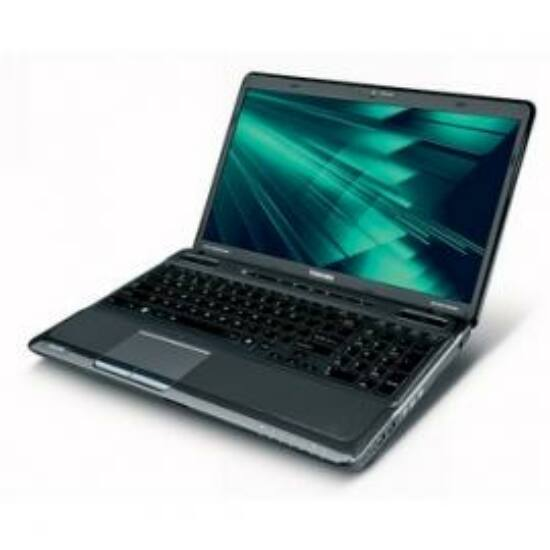 Toshiba Satellite A665-149 Black W7