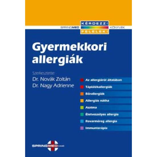 Gyermekkori allergiák - Kérdezz! Felelek!